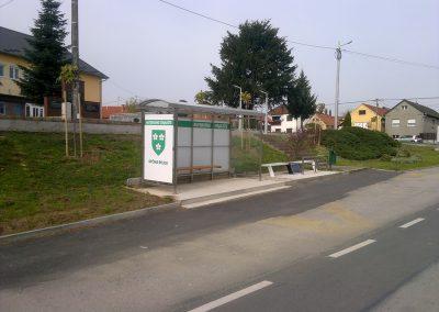 Autobusno stajalište – Belica