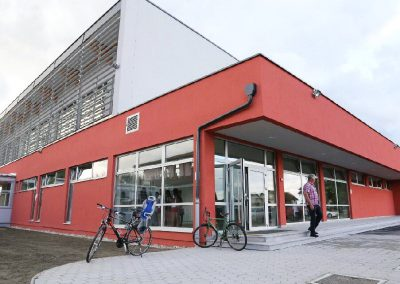 Sportska dvorana – Ivanovec